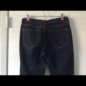 J Brand Jeans Scarlett Bootcut 29x34.5 dark blue